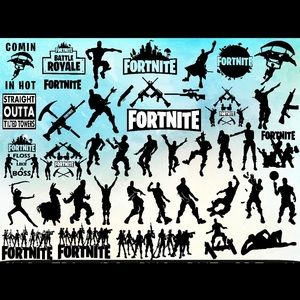 Other - Fortnite decals